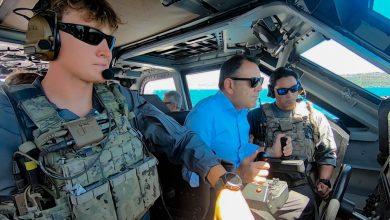 Photo of ΥΕΘΑ και Α/ΓΕΕΘΑ στην Ναυτική Ευκολία Σούδας – Γνωριμία με τα CCA και CCM των SEAL