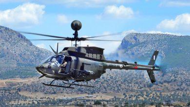 Photo of Βολές και ασκήσεις μακράς αεροναυτιλίας εκτελούν τα Kiowa Warrior