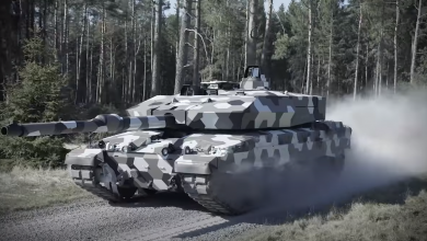 Photo of Leopard με πυροβόλο 130 mm παρουσίασε η Rheinmetall
