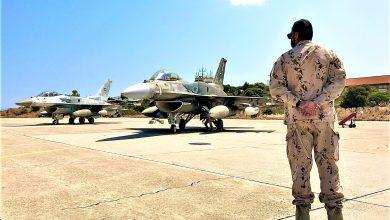 Photo of Ήρθαν τα F-16 Block 60 των ΗΑΕ στην Σούδα