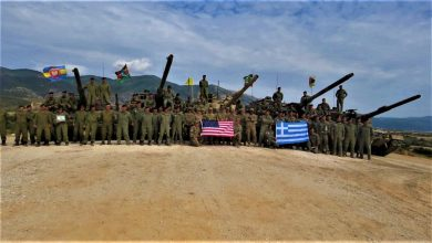 Photo of Hellenic Tank Challenge 2020