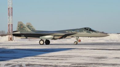 Photo of Παράδοση πρώτου Su-57 παραγωγής στην Ρωσική Αεροπορία