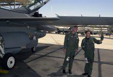 "Photo of Έφθασαν σήμερα οι Αμερικανοί πιλότοι που θα πετάξουν με το ""005"" από την ΕΑΒ"
