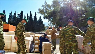 Photo of Παράδοση δωρεάς ασυρμάτων για την ΓΕΕΘΑ/ΔΔΕΕ από τις ΗΠΑ