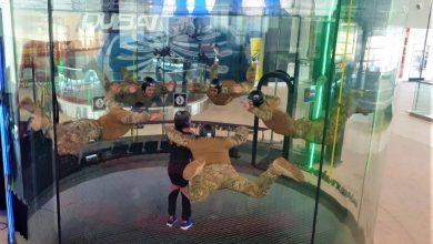Photo of Εκπαίδευση ελευθέρας πτώσεως σε αεροσήραγγα στα ΗΑΕ