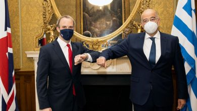 Photo of Αμυντική συνεργασία με την Μεγάλη Βρετανία;