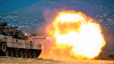 Photo of THRACIAN COOPERATION 2021 και τα πυρομαχικά 120 mm αρμάτων