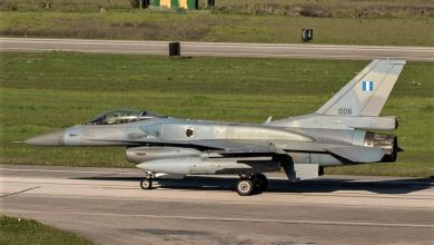"Photo of To ""006"" τρίτο κατά σειρά F-16 εισήλθε στην ΕΑΒ"