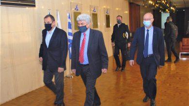 Photo of Επίσκεψη Παναγιωτόπουλου κι ενημέρωση στην ΕΑΒ