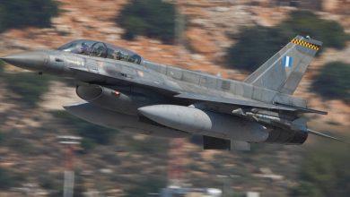"""Photo of Το τέταρτο F-16 (""""603"""") στην ΕΑΒ από εχθές"""
