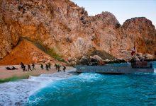 Photo of DENIZKURDU 2021: Αμφίβια αποβατική ενέργεια σε απόκρημνη ακτή