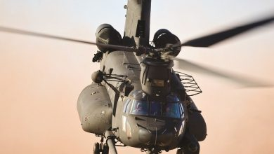 Photo of Σύμβαση προμήθειας 14 Chinook Block II για την RAF