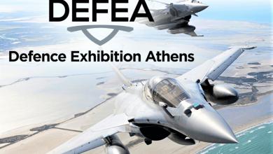 Photo of DEFEA – Defence Exhibition Athens 2021