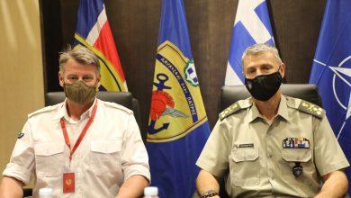 Photo of Επίσκεψη διοικητού του NSHQ στην ΓΕΕΘΑ/ΔΕΠ