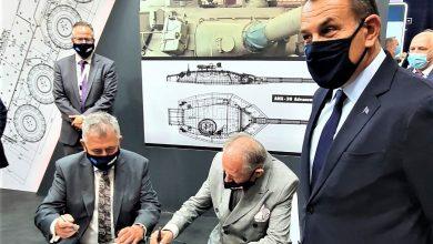 Photo of Συμφωνία πλαίσιο 100 εκατ. € υπέγραψε η ελληνική EODH με την KMW
