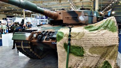 Photo of Μερικώς αναβαθμισμένο Leopard 2A4 με λύσεις της INTRACOM Defense στην DEFEA 2021