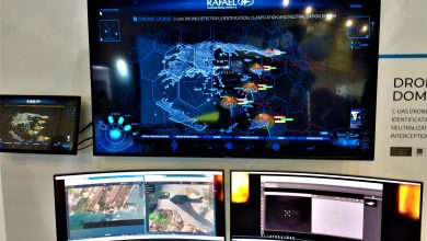 Photo of Το DRONE DOME της Rafael στην DEFEA 2021