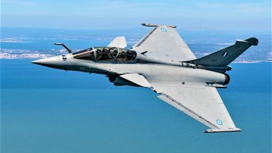 "Photo of Tελετή παράδοσης του πρώτου Rafale (""401"") στην Πολεμική Αεροπορία"