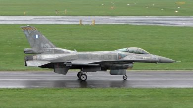 "Photo of Το ""535"" έκτο F-16 για αναβάθμιση στην ΕΑΒ"
