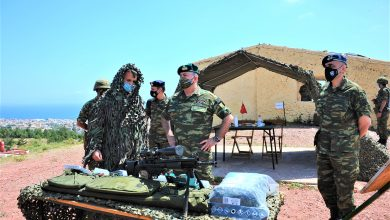 Photo of Βελτιωμένα τυφέκια ακριβείας G3 στις μονάδες Πεζικού