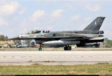 "Photo of Ένα ακόμη F-16 (το ""619"") στην ΕΑΒ για αναβάθμιση"