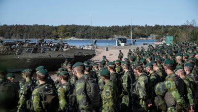 Photo of Δεύτερο Αμφίβιο Σύνταγμα επανασυγκροτεί το Σουηδικό Ναυτικό