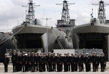 Photo of Σε νέα ναυτική εγκατάσταση στον Αλμυρό τα 5 αρματαγωγά του Στόλου